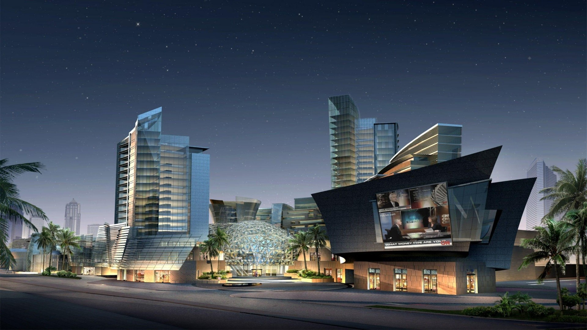 Modern Architecture Hd condominium